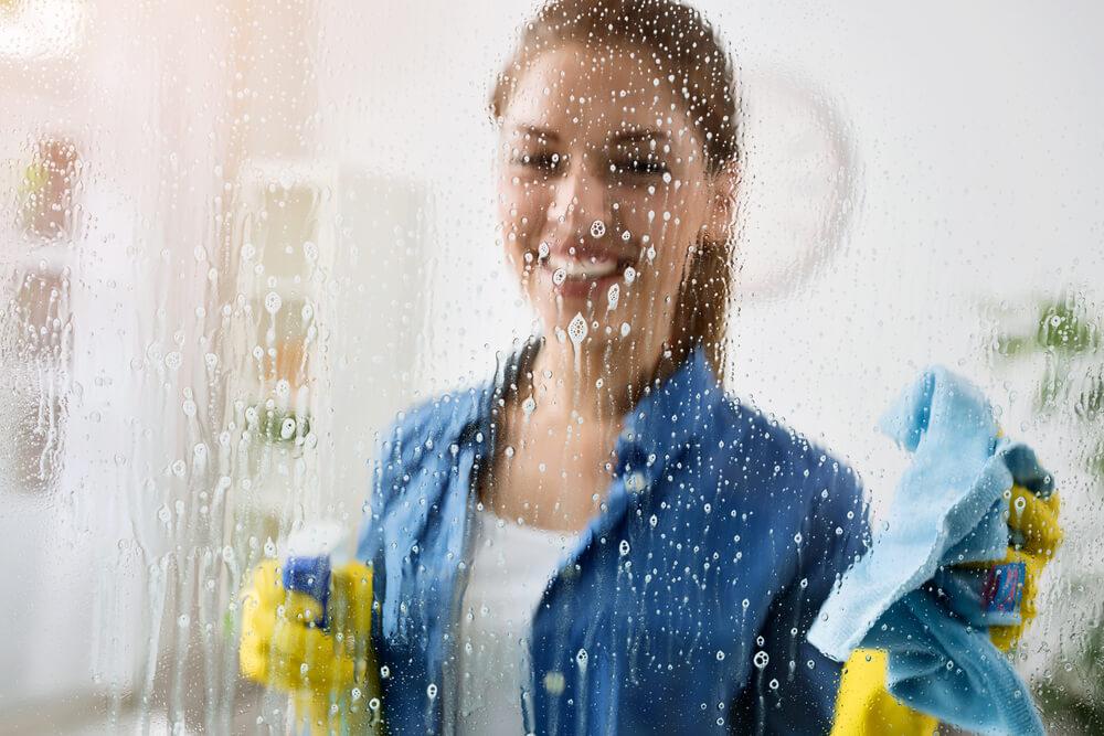 Nettoyage de vitres à domicile